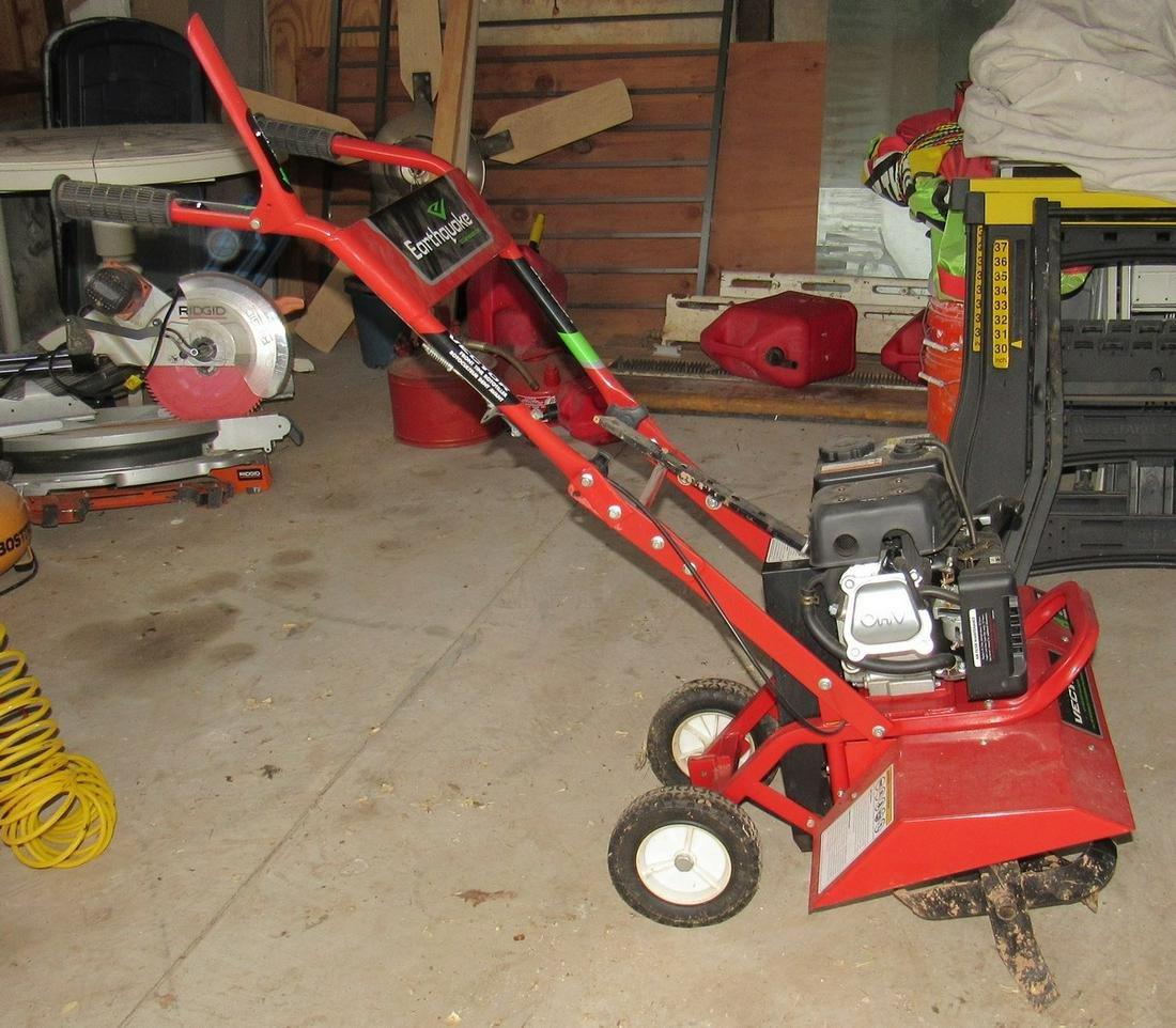 Earthquake Vector Front Tine Rototiller w/ Viper 99cc