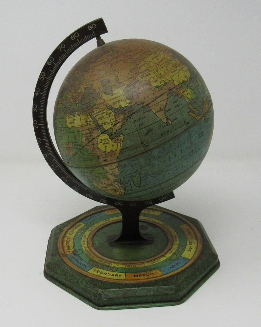 J Chein Tin Globe