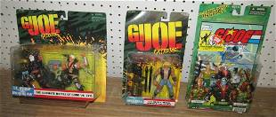 GI Joe Extreme Action Figures in Blister Pack