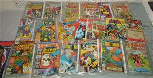 Spider Man Avengers Thor Comic Books