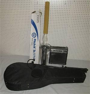 Esteban ES15G Amplifier Pitch It Sr IV Pole