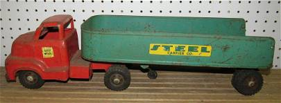 Buckeye Toys Tractor Trailer