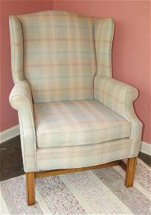 Disque Furniture Wing Chair