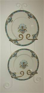 Lenox Fountain Plates and Rack
