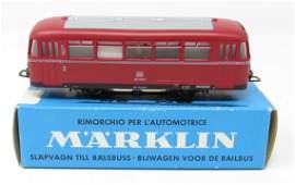 Marklin 4018 Railbus