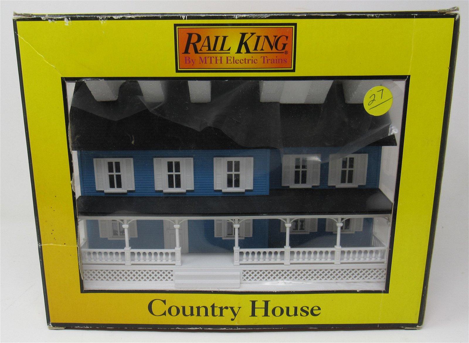 Rail King MTH Railtown Country House 30-9008