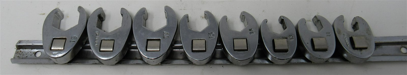 3/8 Inch Drive Crowfoot Wrenches
