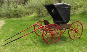 Horse Carriage by Lorentz East Greenville Pa