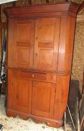 2 Piece Corner Cupboard