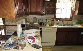 Partial Kitchen Contents