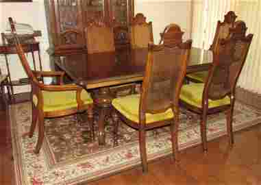 Set of 6 Drexel Dining Room Chairs