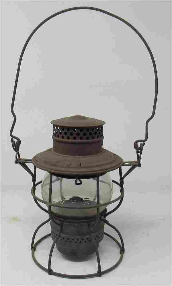 Adams & Westlake Adlake LVRR Railroad Lantern
