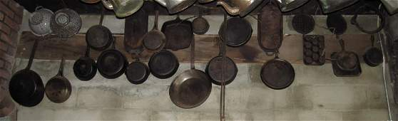 Cast Iron Skillets Muffin Pans Waffle Irons Griswold