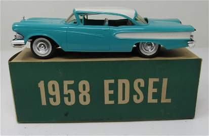 1958 Edsel Toy Friction Car