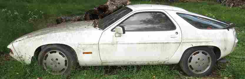 1982 928S Porsche