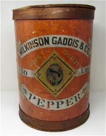 Wilkinson Gaddis Pepper Tub