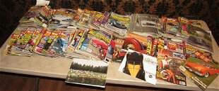 Rod & Custom Street Rodding and Misc Car Magazines