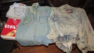 Vintage Auburn Duesenberg Shirts Jacket and Levis