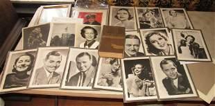 Actor / Actress Studio Portraits Film Motion Picture