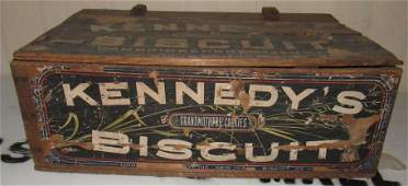Kennedy's Biscuit Box