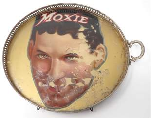 Moxie Soda Serving Tray