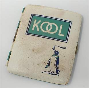 Kool Cigarettes Case