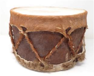 Cow Hide Drum