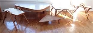 Ritto Co Rattan Tables