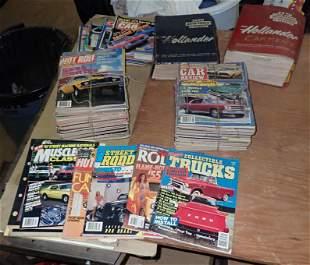 Hot Rod Muscle Car Hollander Shop Manuals