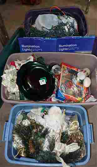 Christmas Decorations Extension Cords & Binders