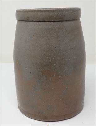Stoneware Preserve Jar