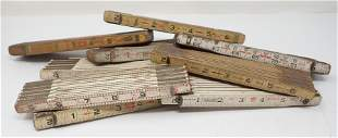 Folding Rulers