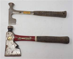 Estwing and Plumb Axes
