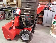 Snapper M924E Snowblower