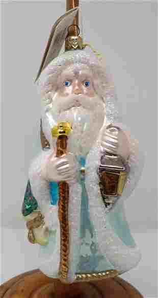 Kurt Adler Polonaise Santa Christmas Ornament