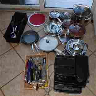 Saeco Vienna Espresso Machine Pots & Pans