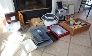 Kitchenware Incl Saeco Vienna Espresso Machine