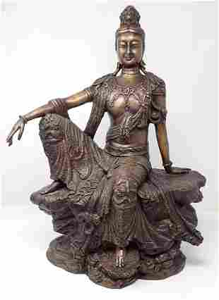 Large Brass Sculpture