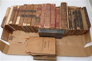 Shakespeare 1828 Scientific Dialogues Misc Books