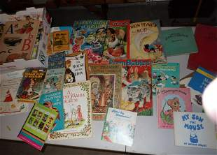 Childrens and Misc Books