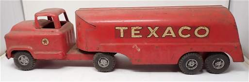 Buddy L Texaco Gas Oil Truck