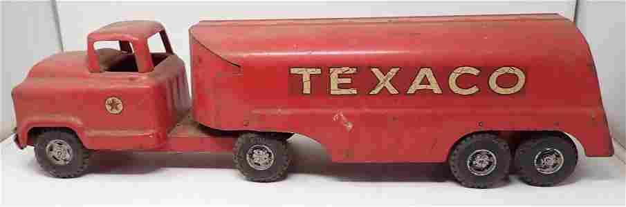 Buddy L Texaco Gas Oil Truck