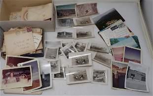 Ephemora Car Crash Photos Postcards
