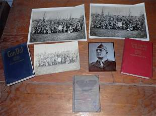 Military Photo Printers Block Books