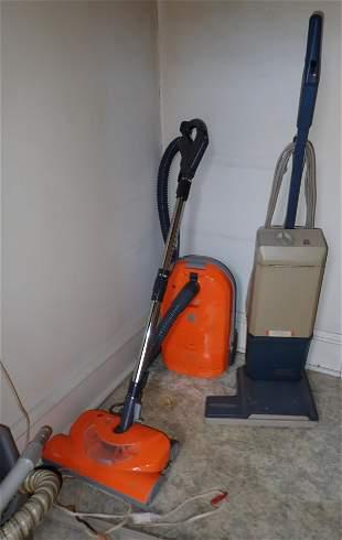 Kenmore & Vintage Electrolux Vacuums