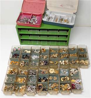 Large Lot of Misc Estate Jewelry