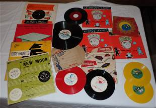 Childrens and Misc Records
