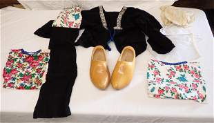 Dutch Girl Outfits and Wooden Shoes