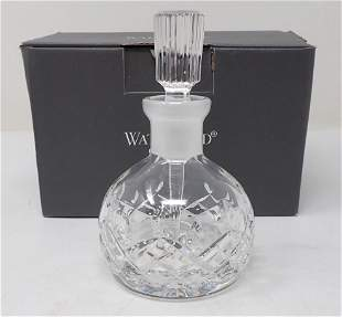Waterford Crystal Lismore Scent Bottle