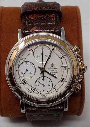 Raymond Weil Geneve Chronograph Watch